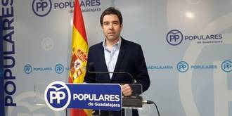 """Robisco: """"El desgobierno de Page ha arrastrado al Hospital de Guadalajara a una situación caótica que sufren profesionales y pacientes"""""""