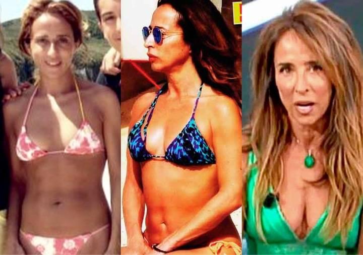 LECTURAS María Patiño, espectacular tras operarse el pecho
