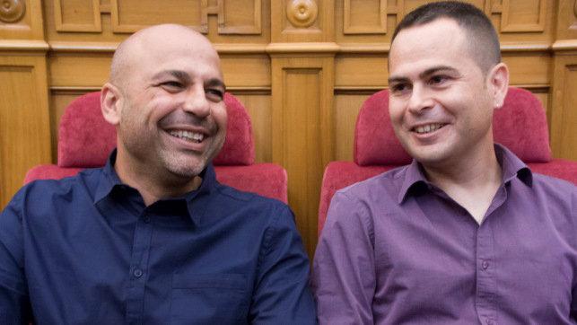 El diputado de Podemos por Guadalajara David Llorente presenta su candidatura a la Secretaría General de Podemos Castilla-La Mancha