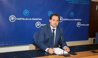 """Núñez califica los dos años de gobierno de Page de """"suspenso rotundo por sus mentiras e incumplimientos"""""""