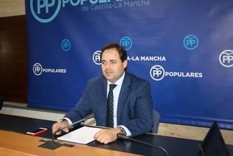 """Núñez indica que, """"para empezar a hablar sobre presupuestos con el PP, Page debe decir públicamente que ha roto con Podemos"""""""