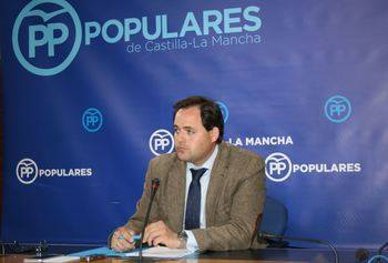 """Núñez exige a Page """"que ofrezca alguna alternativa para paliar la crisis política y social en la que ha sumido la región"""""""