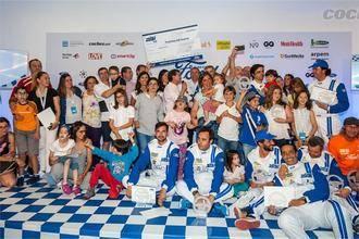 Fundación Nipace gana la XIV edición de la carrera solidaria 24 Horas Ford