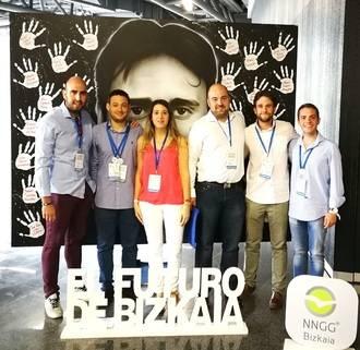 NNGG Guadalajara participa en Bilbao en la Escuela 'Miguel Ángel Blanco'