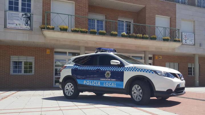 Cabanillas estrena un nuevo vehículo para su Policía Local