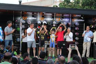 El Club Ciclista Onturense se estrena en el calendario regional con su Primer Trofeo de escuelas