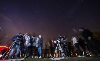 Saturno y sus anillos, protagonistas este sábado de la observación astronómica de Valdenazar