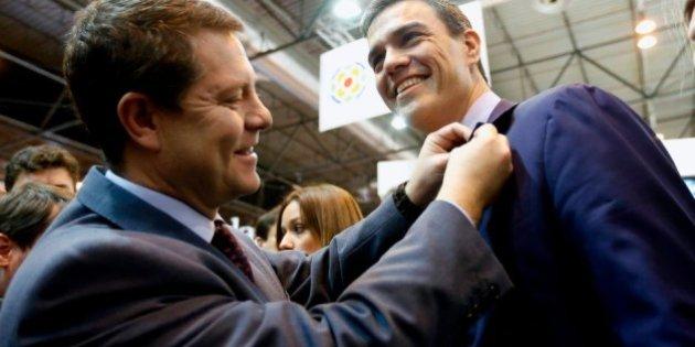 Pedro Sánchez ningunea y humilla a Page no poniendo ningún afín al castellanomanchego en la nueva ejecutiva del PSOE