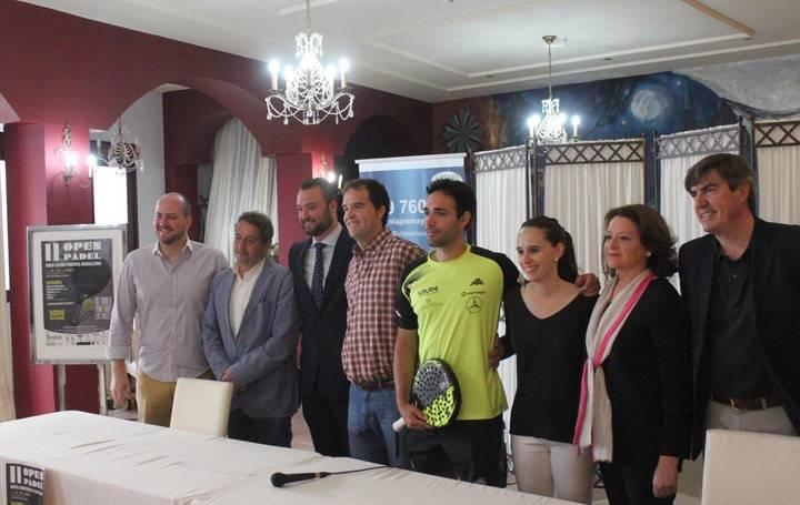 El Club de Campo acogerá por segundo año el mayor evento de pádel de Guadalajara