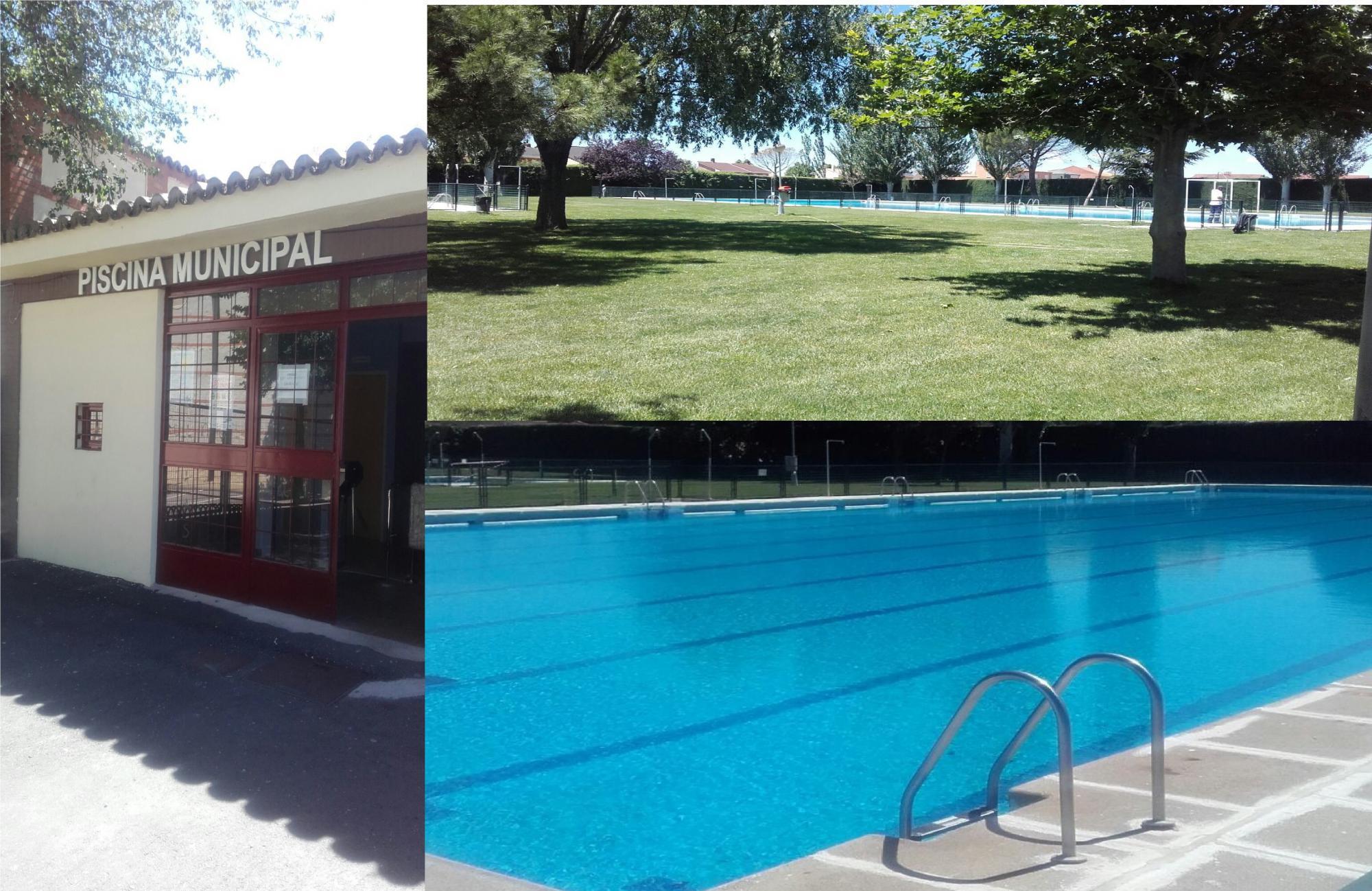 El casar prepara la temporada de piscina con precios muy for Precio piscina municipal
