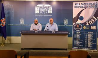 A punto de comenzar el XXIX Interpueblos de Natación que organiza Diputación