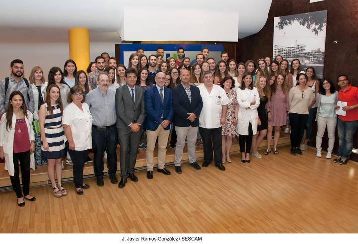 46 nuevos residentes se incorporan al Hospital de Guadalajara