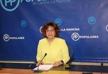 """El PP muestra su profundo malestar ante la """"ineficacia e irresponsabilidad"""" de Page con los presupuestos regionales"""