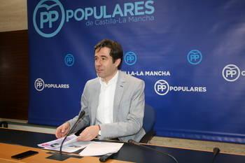"""Robisco insta a Page a decir """"cómo, cuándo y para qué quiere reunirse con el Partido Popular"""""""