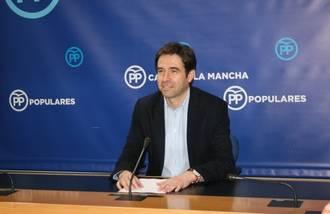 """Robisco lamenta que los problemas del PSOE de Page """"provoquen el bloqueo absoluto de nuestra región"""""""