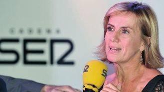 Todo se acaba : La SER dice adiós a Gemma Nierga