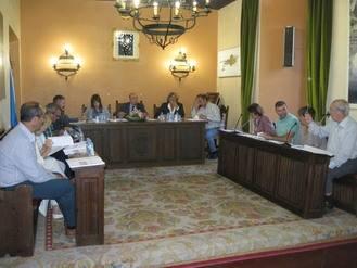 Sigüenza aprueba una declaración institucional para solicitar a la Junta que se inicien las obras de la Depuradora
