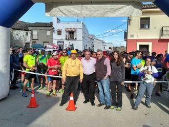 Gran participación en la V Carrera Campestre