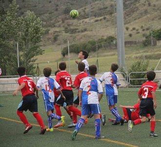 Triunfo de la cantera del Real Valladolid en la IV Sigüenza Cup