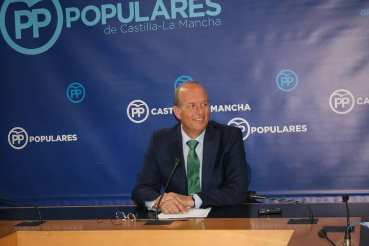 """Tortosa denuncia """"la grave crisis política y social de la región, mientras Page sigue bloqueado y sin dar la cara"""""""