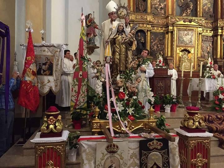 Molina de Aragón prepara la Salve de Nuestra Señora la Virgen del Carmen