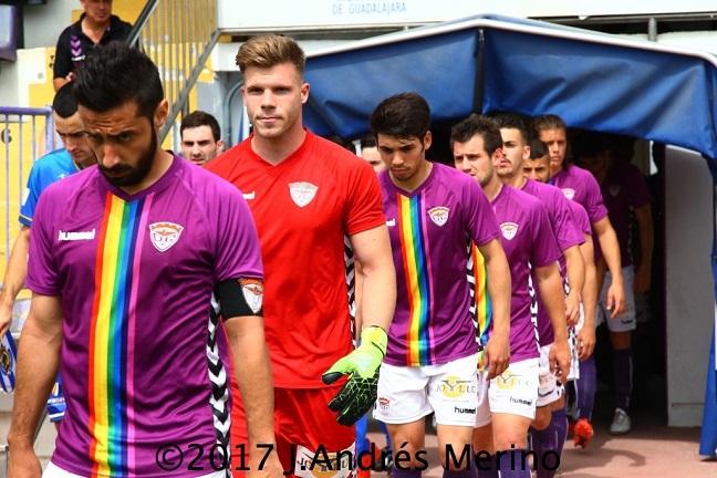 El Deportivo Guadalajara organiza un viaje para apoyar al equipo en Cintruénigo