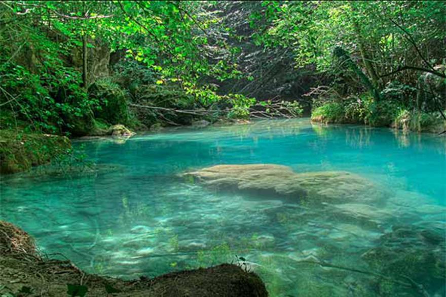 Guadalajara cuenta este a o con 7 zonas de ba o for Piscinas naturales zaorejas