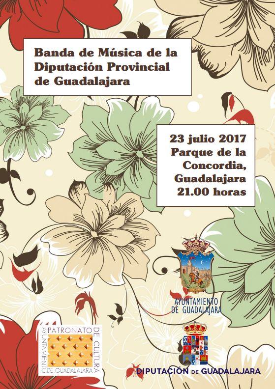 La Banda de la Diputación ofrecerá este fin de semana sendos conciertos en Arbancón y Guadalajara