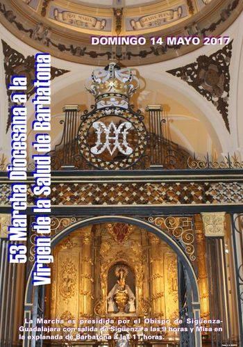 Barbatona volverá a acoger a miles de fieles de la Diócesis de Sigüenza-Guadalajara