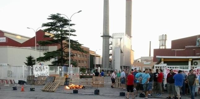 Nueva huelga en Bormioli Rocco, esta vez por