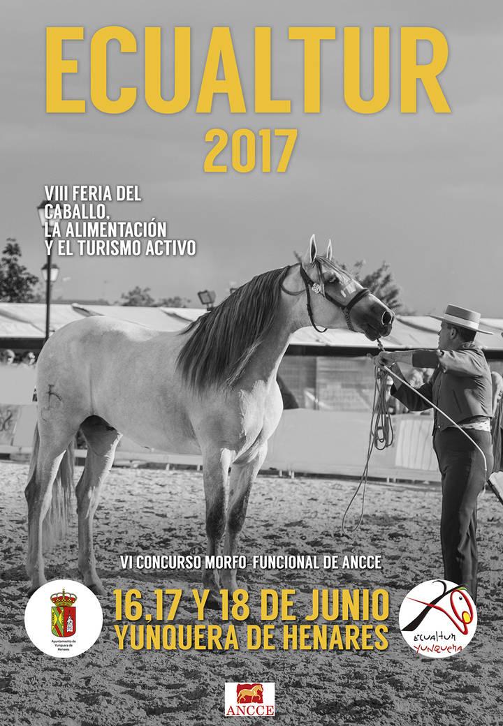 Ecualtur Yunquera 2017 se celebrará entre el 16 y el 18 de junio