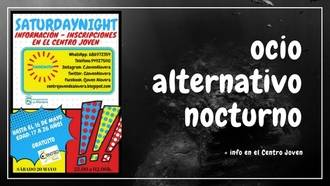Arranca en Alovera el Programa de Ocio Alternativo Nocturno para jóvenes de 17 a 26 años