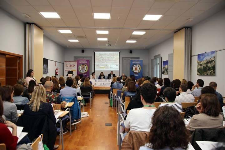 Más de 120 profesionales asisten a la III Jornada Alcarreña de Enfermería