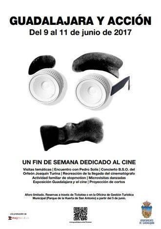 Este lunes abre el plazo de inscripción para 'Guadalajara y Acción'