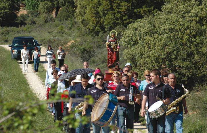 Henche celebra el sábado la romería a San Bartolomé