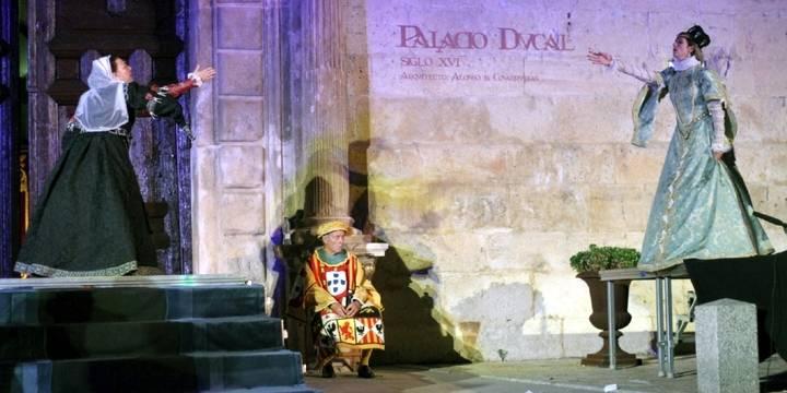 El XVI Festival Ducal de Pastrana volvió a girar en torno a su gran dama, la Princesa de Éboli