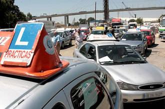 Castilla-La Mancha ha perdido un 25% de examinadores de tráfico en diez años