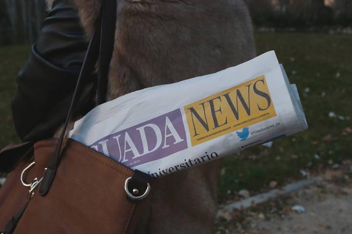 Guadalajara comienza la semana con tiempo casi veraniego llegando el mercurio a los 27ºC