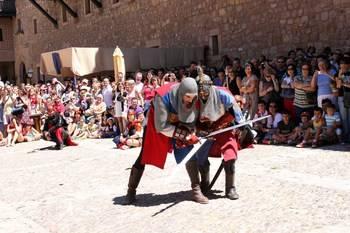 Las Jornadas Medievales de Sigüenza llegan a la mayoría de edad