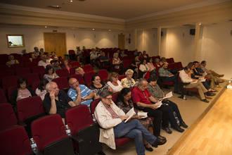 Trillo celebró una multitudinaria lectura pública de 'Viaje a la Alcarria'