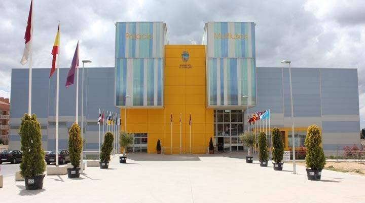 España vs Ucrania, 'semis' de Liga Europea Femenina de Voley en Guadalajara