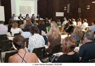 Las Unidades de Conductas Adictivas de Castilla-La Mancha ponen sus objetivos en común en Guadalajara