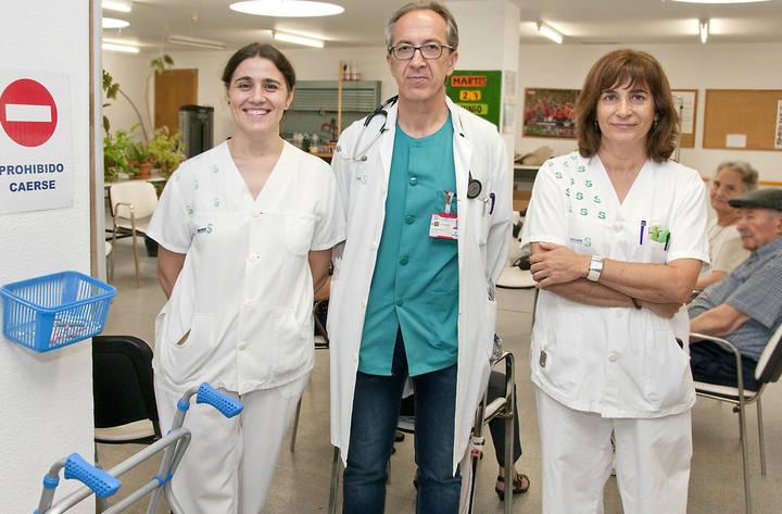 El Hospital de Guadalajara forma parte de un proyecto para mejorar la vida de mayores con diabetes
