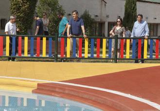 Nuevas mejoras en la Piscina Municipal de Guadalajara para la temporada que arranca