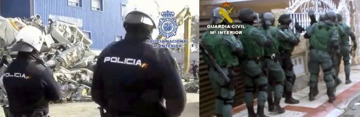 La criminalidad en Guadalajara se sitúa en los 32,9 delitos por cada 1.000 habitantes