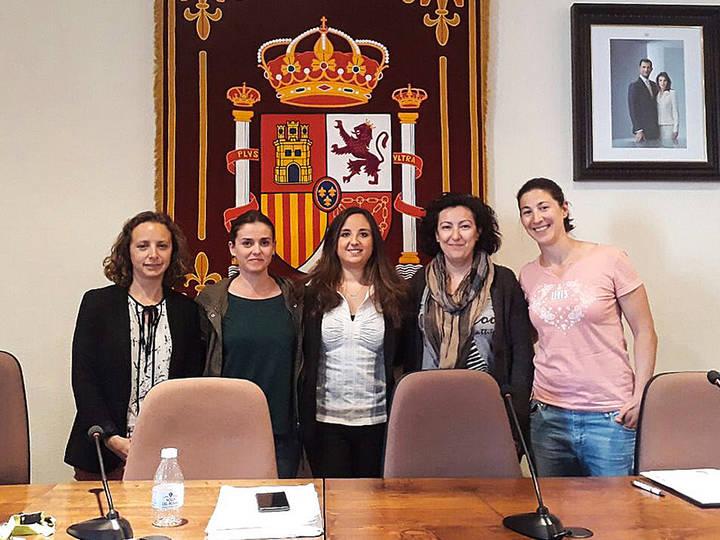 Miriam Batanero sustituye a José María Batanero como concejal en Trillo