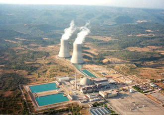 Más de 1.000 personas se unieron a la plantilla de la Central Nuclear de Trillo durante su recarga