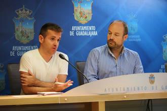 Ciudadanos Guadalajara propone reestructurar la organización del Ayuntamiento para hacerlo más eficiente