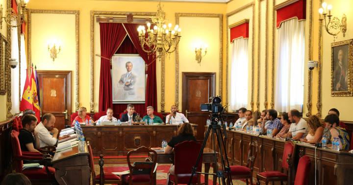 Aprobada la propuesta de Cs Guadalajara para poner en marca una nueva estructura organizativa que mejore la coordinación entre las diferentes áreas del Ayuntamiento