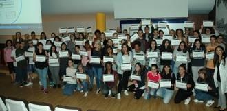El Hospital de Guadalajara recibe a los futuros auxiliares de enfermería